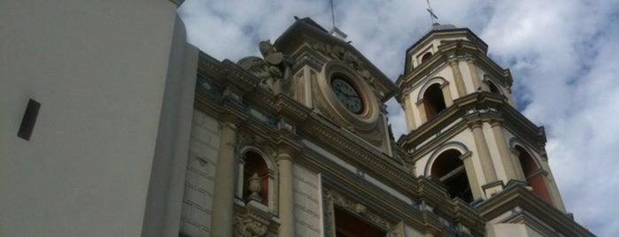 Catedral Tehuacan is one of Nayeli'nin Beğendiği Mekanlar.