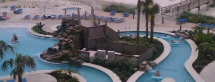 Holiday Inn Resort Pensacola Beach is one of Southern Jets Innanashional Layover Hotels.