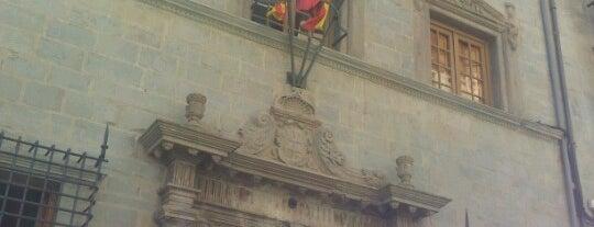 Ayuntamiento de Jaca is one of Aragon.