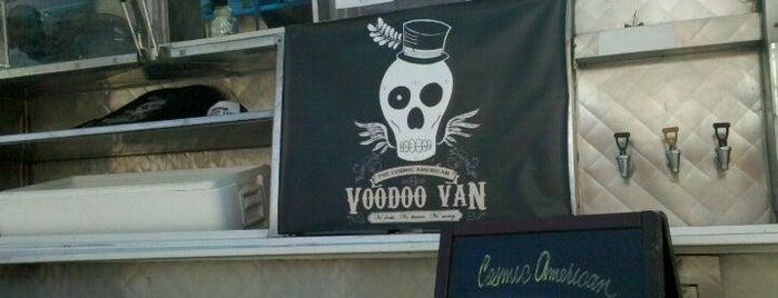 Voodoo Van is one of Food adventures.