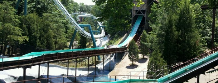 Le Scoot Log Flume - Busch Gardens is one of Going Traveling!.