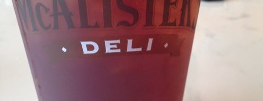 McAlister's Deli is one of To Do!!.