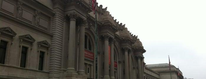 Museu Metropolitano de Arte is one of NYC Must See!.