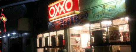 OXXO is one of Mexico City.