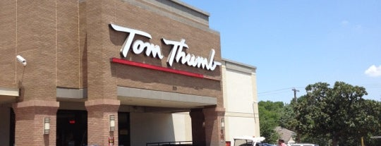 Tom Thumb is one of Oak Cliff.