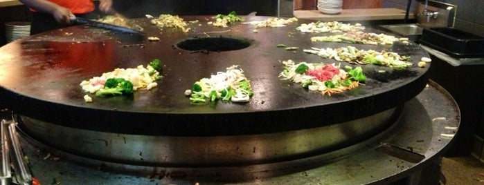 BD's Mongolian Grill is one of Fud to Eat.