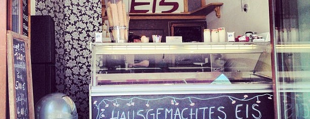 Eismanufaktur is one of Ice Cream and Sweets in Berlin.