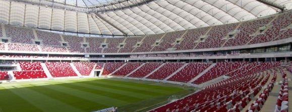 PGE Narodowy is one of International Sports~Part 2....