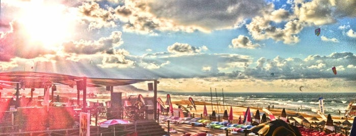 Burc Beach is one of Istanbul.