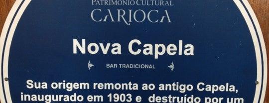 Nova Capela is one of Rio eatMe.