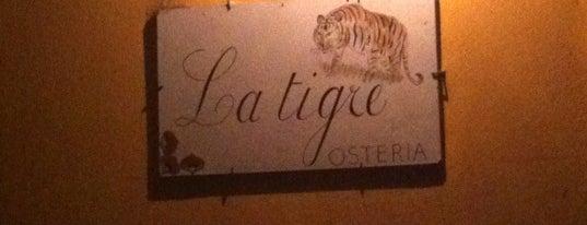 Osteria Tigre is one of Le 10 migliori osterie di Bologna.
