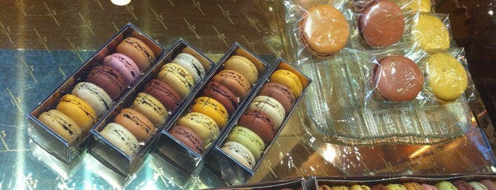 La Maison du Chocolat is one of NY Food Spots.