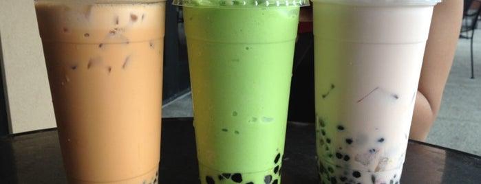Verde Tea Cafe is one of Tea.