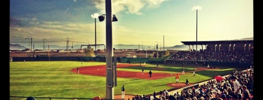 Brent Brown Ballpark is one of Minor League Ballparks.