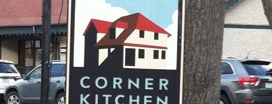Corner Kitchen is one of Asheville Trip.