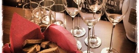 Top Weinlokations Österreich