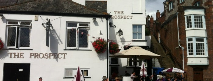 The Prospect Inn is one of Locais curtidos por Carl.