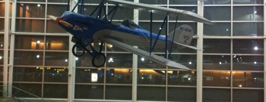 Seattle-Tacoma International Airport (SEA) is one of I Love Airports!.