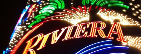 Riviera Hotel & Casino is one of Vegas Bound Bitches 13'.