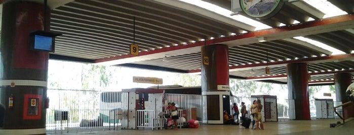 Terminal Rodoviário de Cuiabá is one of Cuiaba MT.
