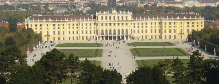 Château de Schönbrunn is one of Словакия майские.