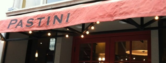 Pastini Pastaria is one of Portland: Gluten-Free Globetrotter.