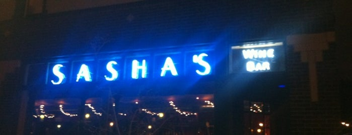 Sasha's on Shaw is one of 15 Places for Introverts to Can Grab a Drink (RFT).