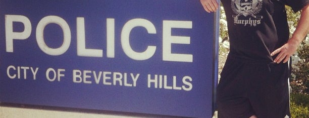 Beverly Hills Police Department is one of USA.