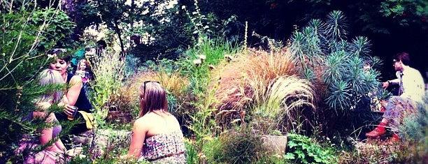 Phoenix Garden is one of #OURLDN - WC2.