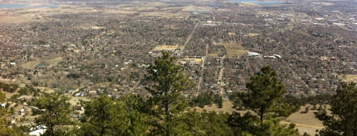 Mount Sanitas Summit is one of Boulder.