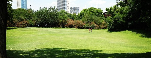 Butler Park Pitch & Putt is one of Lugares favoritos de Amelia.