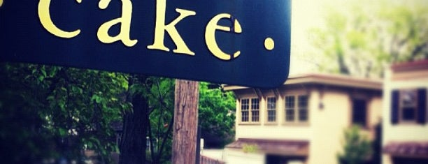 Cake is one of Top 15 in Chestnut Hill, Philadelphia.