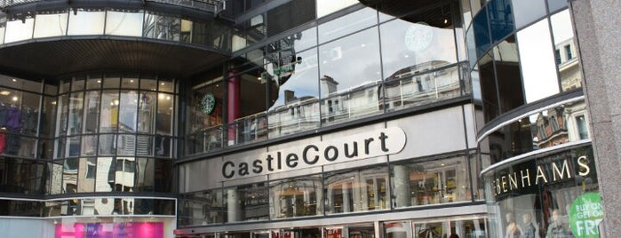 CastleCourt is one of Belfast travel❤️.