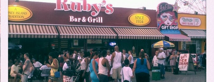 Ruby's Bar & Grill is one of Beer Garden / Outdoors.