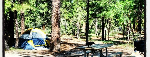 Mather Campground is one of Go camping!.