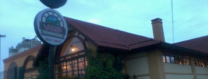 Vallejo Churrascaria is one of Tempat yang Disimpan Evandro.