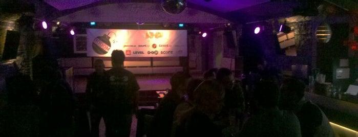 THEATRO Music Club is one of Nejlepší studentské party venues.