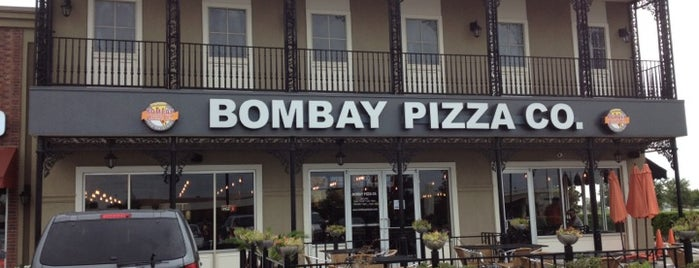 Bombay Pizza Co. is one of Houston spots.