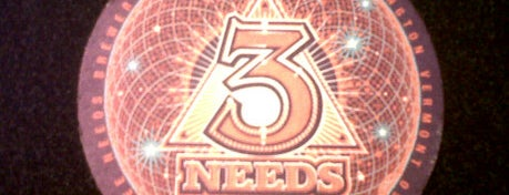 Three Needs Taproom & Brewery is one of Best Breweries in the World.