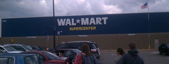 Walmart Supercenter - 2700 W State St