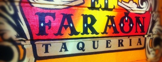 El Faraón is one of Hipsterland.