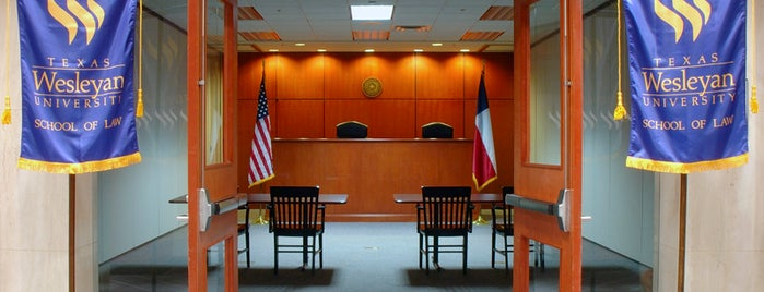 Texas A&M University School of Law is one of dfw.