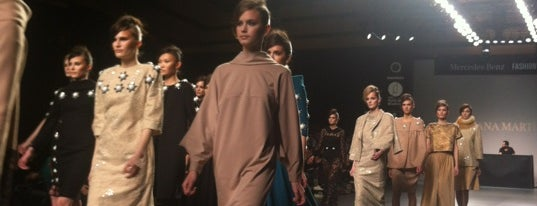 Mercedes-Benz Fashion Week Madrid (MBFWM) is one of Lugares para volver siempre.