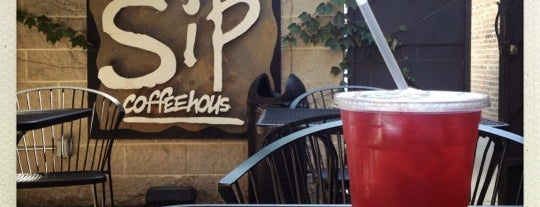 Sip Coffee House is one of Chicago Coffee Snob.