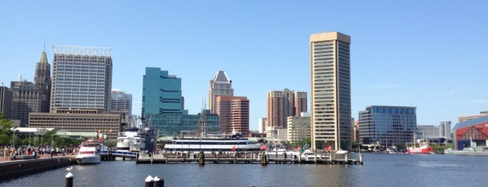 Inner Harbor Marina is one of Ziggy goes to Baltimore.