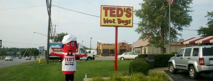 Ted's Hot Dogs is one of Buffalo.