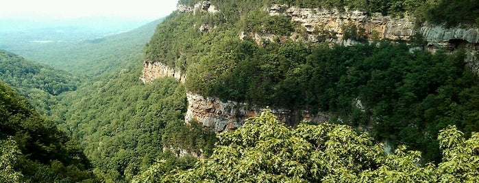 Cloudland Canyon State Park is one of Atlanta bucket list Pt 2.