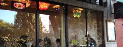 Michelangelo Caffe is one of Restaurants.