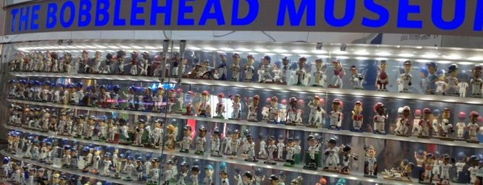 The Bobblehead Museum is one of Miami, FL.