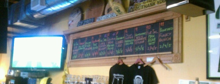 The BeerMongers is one of Portland, Oregon and everything nice!.